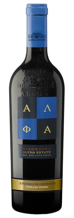 Alpha Estate Xinomavro Reserve Vielles Vignes Single Block Barba Yannis 2016