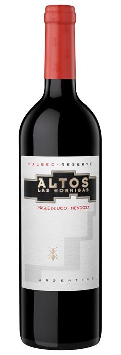 Altos Las Hormigas Malbec Reserve Uco Valley 2018