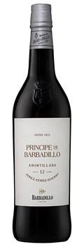 Barbadillo Principe Amontillado Sherry