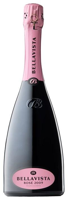 Bellavista Franciacorta Rosé Brut Vintage 2014