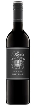 Best's Great Western Bin No 1 Shiraz 2015