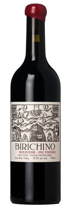 Birichino Enz Vineyard Old Vines Mourvedre 2019