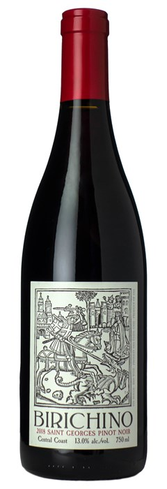 Birichino St. Georges Pinot Noir 2018