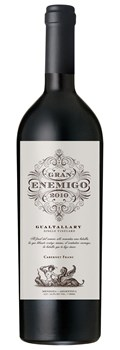 Bodega Aleanna Gran Enemigo Single Vineyard Gualtallary 2012