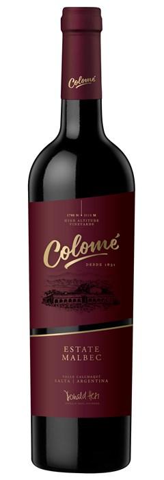 Bodega Colome Estate Malbec 2017