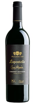 Lapostolle Cuvee Alexandre Organic Cabernet Sauvignon 2013
