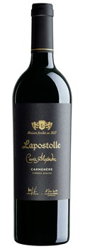 Lapostolle Cuvée Alexandre Organic Carmenère 2015