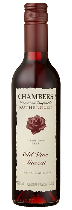 Chambers Rosewood Old Vine Rutherglen Muscat