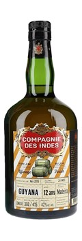 Compagnie des Indes Guyana 12 ans Madeira 0