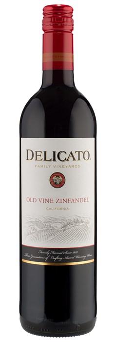Delicato Family Vineyards Old Vine Zinfandel 2012