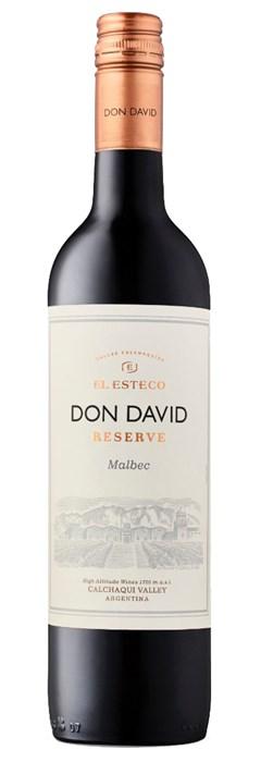 El Esteco Don David Malbec 2018