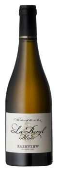 Fairview La Beryl Blanc 2016
