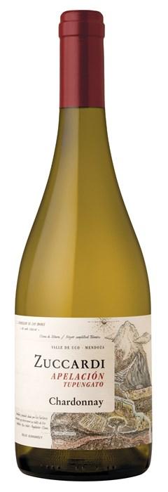 Familia Zuccardi Apelacion Tupungato Chardonnay 2018