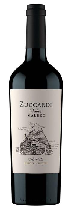 Familia Zuccardi Valles Malbec 2019