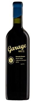 Garage Wine Co Cabernet Sauvignon Lot 74 2016