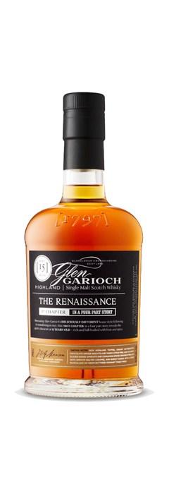 Glen Garioch 15 Year Old - The Renaissance - Chapter One