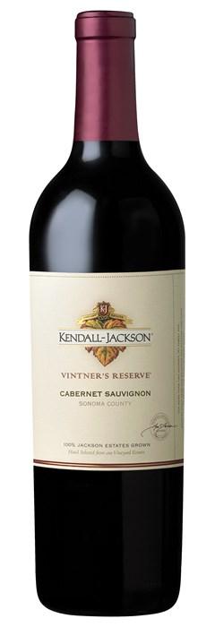 Kendall-Jackson Vintner's Reserve Cabernet Sauvignon 2017