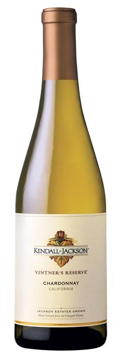 Kendall-Jackson Vintner's Reserve Chardonnay 2019