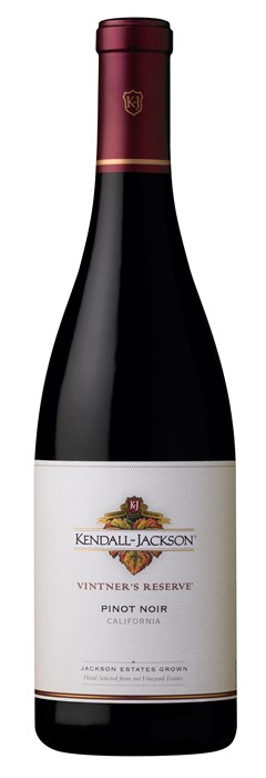 Kendall-Jackson Vintner's Reserve Pinot Noir 2018