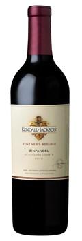 Kendall-Jackson Vintner's Reserve Zinfandel 2015