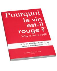 L'Atelier du Vin Pourquoi le vin est-il rouge 0