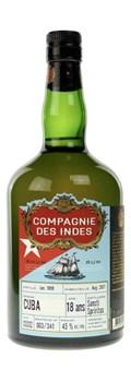 Compagnie des Indes Cuba 18 Ans Sancti Spiritus 0