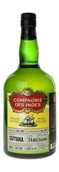 Compagnie des Indes Guyana 14 ans (Distillerie Diamond)