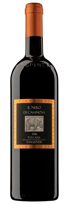 La Spinetta II Nero di Casanova 2016