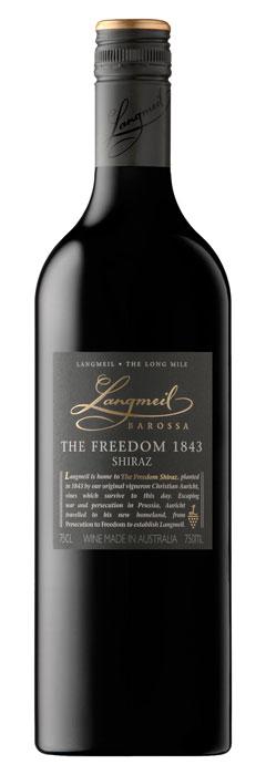 Langmeil The Freedom 1843 Shiraz 2014