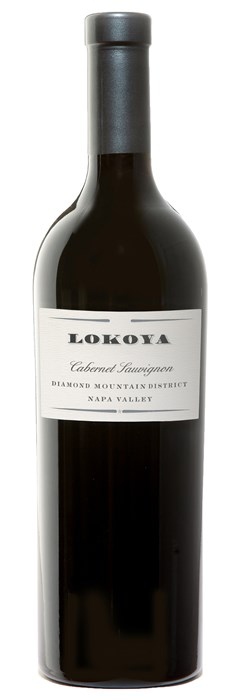 Lokoya Diamond Mountain Cabernet Sauvignon 2013