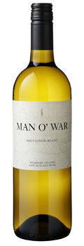 Man O' War Estate Sauvignon Blanc 2016