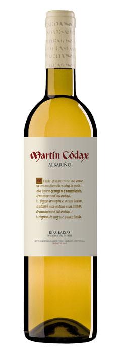 Martin Codax Albarino 2018