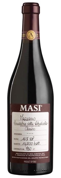 Masi Amarone della Valpolicella Classico Mazzano 2011