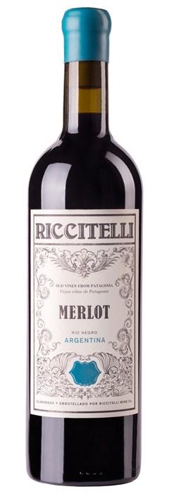 Matias Riccitelli Old Vines From Patagonia Merlot 2015