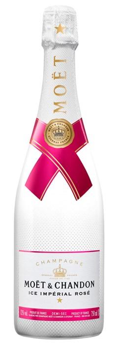 Moët & Chandon Ice Imperial Rosé