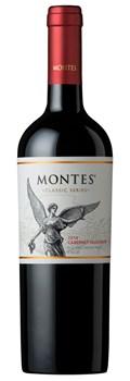 Montes Classic Series Colchagua Cabernet Sauvignon 2016