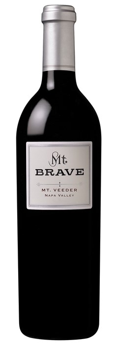 Mount Brave Mount Veeder Cabernet Sauvignon 2012