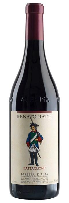 Renato Ratti Barbera D'Alba Battaglione 2018