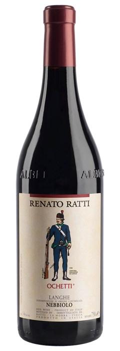 Renato Ratti Nebbiolo Langhe Ochetti 2017