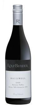 Rolf Binder Wines Halliwell Shiraz Grenache 2017
