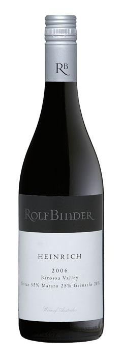 Rolf Binder Wines Heinrich 2016