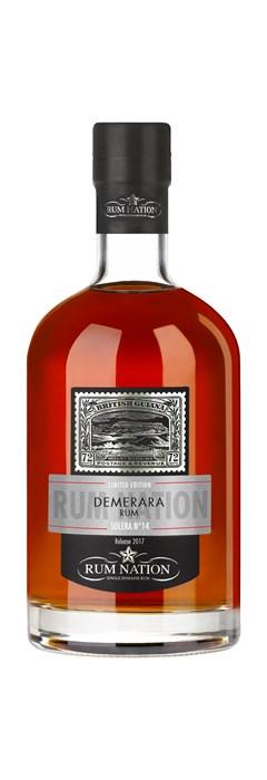 Rum Nation Demerara Solera 14