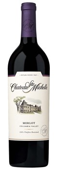 Sainte Michelle Columbia Valley Merlot 2016