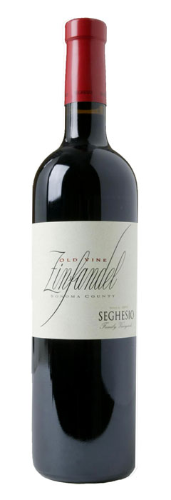 Seghesio Old Vines Zinfandel 2015