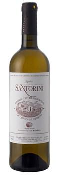 Sigalas Santorini Barrel-Fermented Assyrtiko 2015