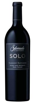 Silverado Vineyards Solo Cabernet Sauvignon 2014