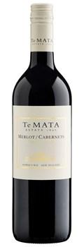 Te Mata Estate Cabernet Merlot 2018