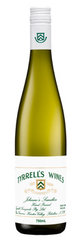 Tyrrell's Johnno's Semillon Hand Pressed 2013