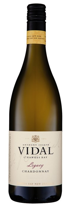 Vidal Legacy Chardonnay 2016