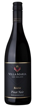 Villa Maria Reserve Pinot Noir 2016